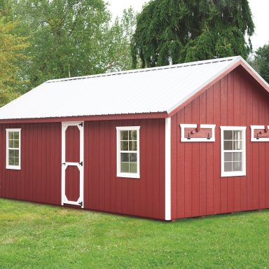 pictures of large chicken coops