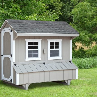pics of chicken coops Gray