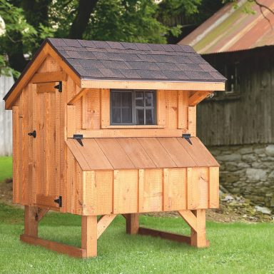pics of chicken coops