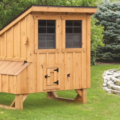 pictures of small chicken coops in pa