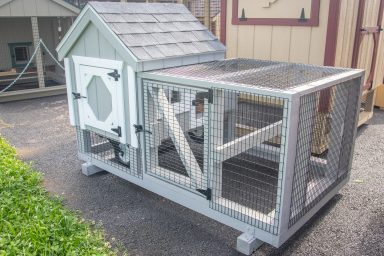 chicken coop a frame