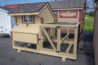 photos of chicken coop