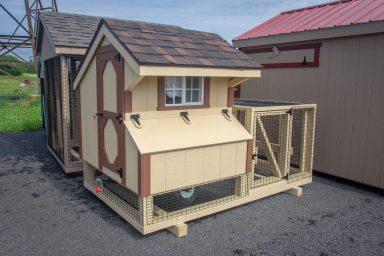 chicken coop home