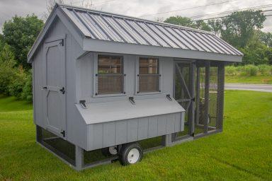 tractor chicken coop
