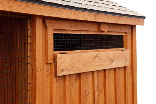 chicken coop and run BB Q612C 1