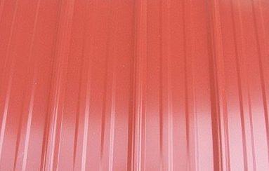chicken coop accessories Red Metal